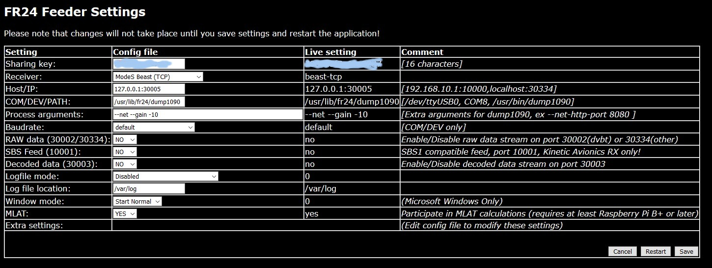 For the help of fellow ex-windows feeders: How to set up your PI